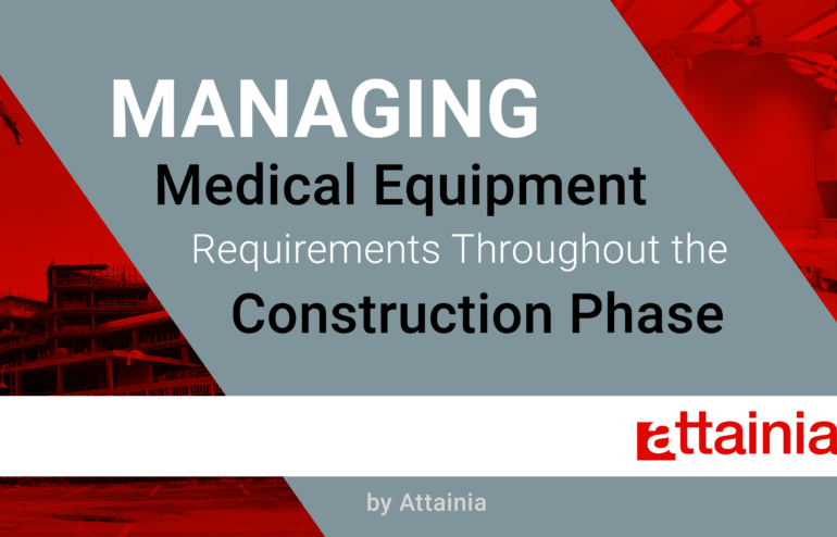 Managing Medical Equipment Requirements