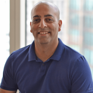 Ricky Dhingra, Senior Director of Sales
